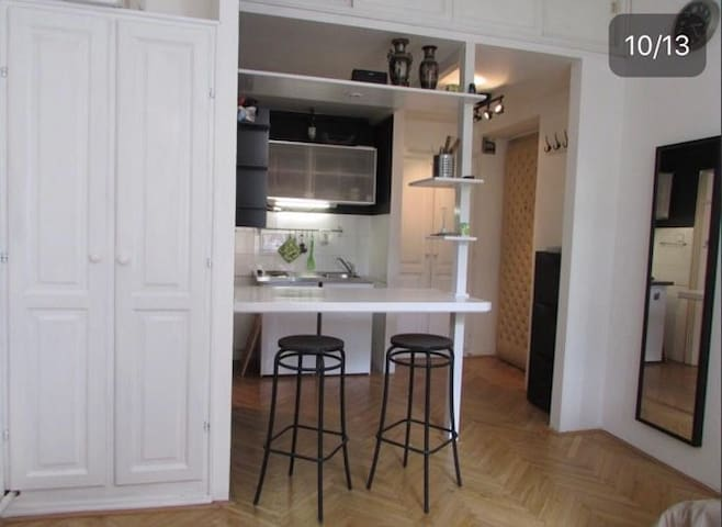 Cozy Little Studio Flat close to Prague Castle