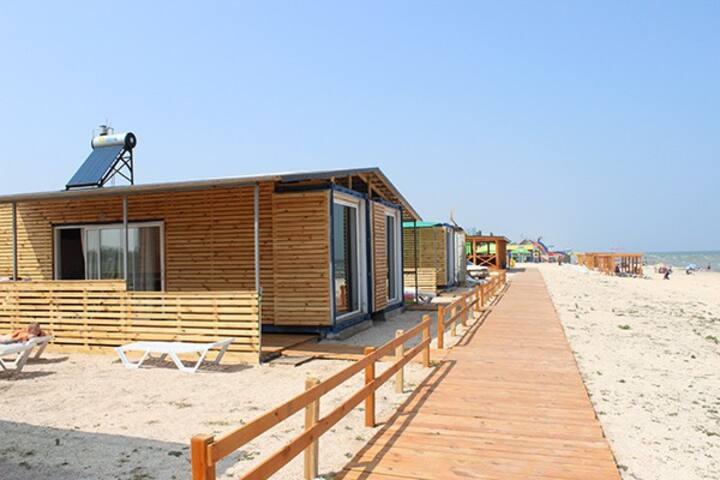 АРАБАТКА пляжный курорт