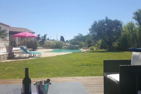 Villa la tangerine - Narbonne - Villa