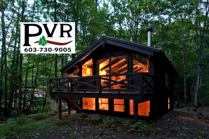 Updated Chalet Near Storyland & N. Conway.AC,Cable,WiFi, Pets Welcome! - 72 East Branch Chalet