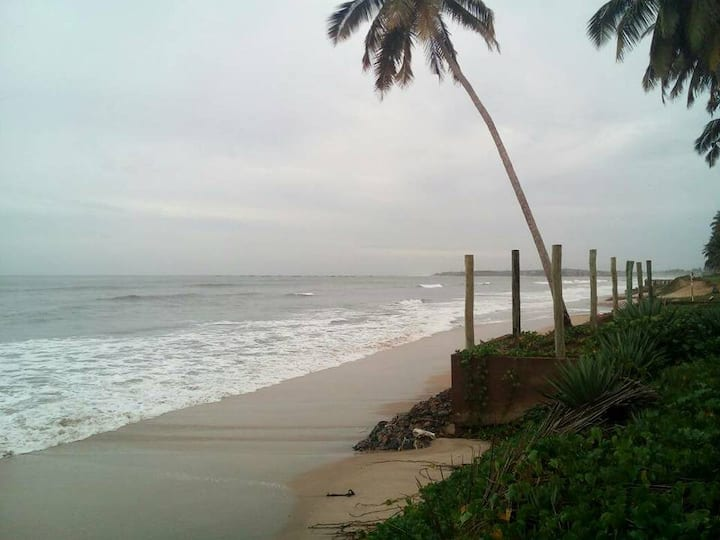 Wanna do beach in Ghana?  this is your place