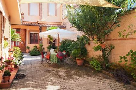 B & B l'Aranceto - Macerata Campania - Bed & Breakfast