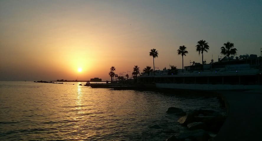 100m from Faros beach - Paphos - Adosado