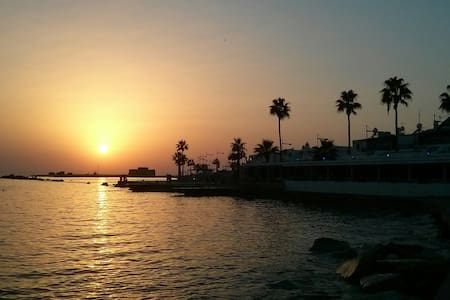 100 metres from Faros Beach & sea - Paphos