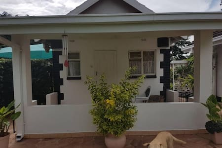 Secure garden cottage, centrally located in Harare