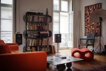 Chambre hyper centre dans appartement agréable