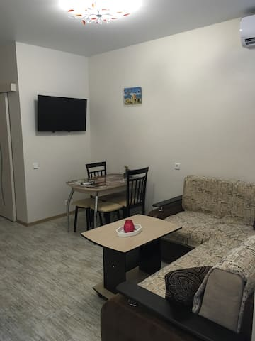 Apartment at Olympic Village - Большой Сочи - Huoneisto