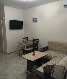 Apartment at Olympic Village - Большой Сочи - Huoneisto