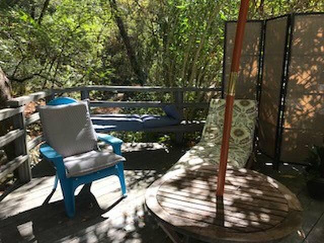 Retreat on Humbug Creek