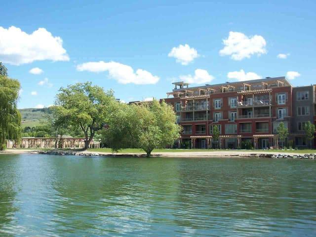 Hale Kai - Okanagan Lakeside Lifestyle Resort