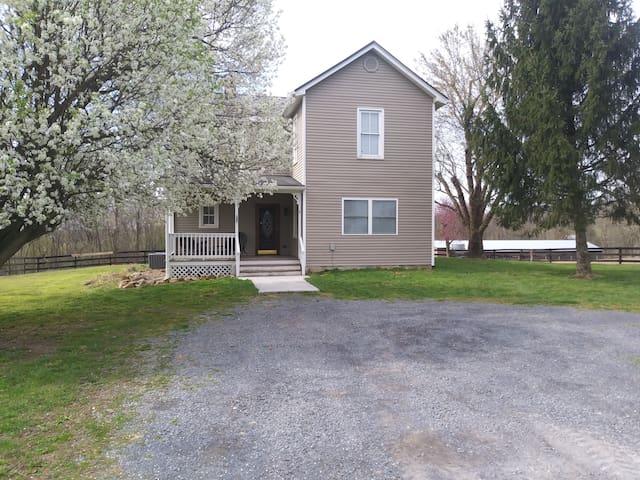 Farm house in Shenandoah County