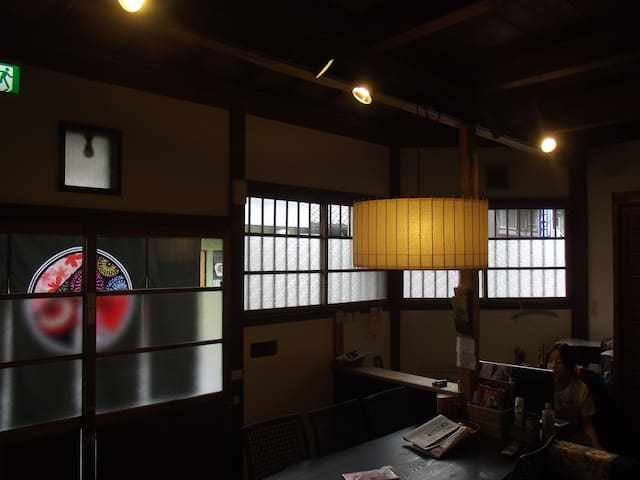 The Double room of Guest House MAKUYA