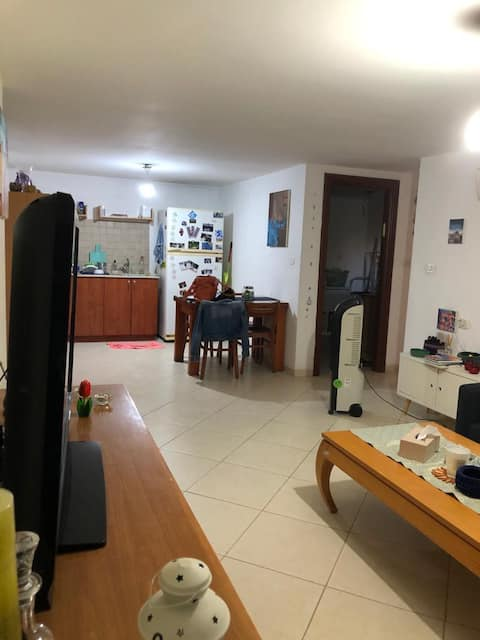 A Spacious Unit in Be'er Sheva.