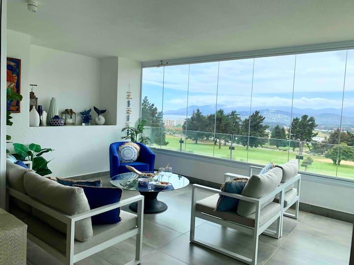 Departamento Duplex, Condominio Marbella
