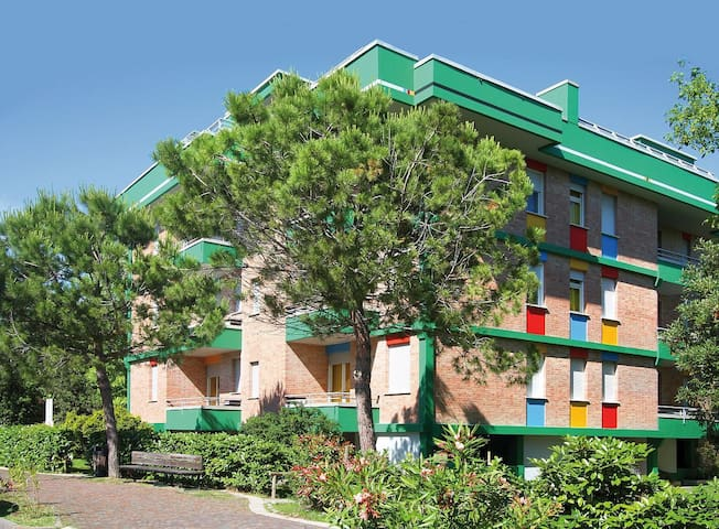 THREE-ROOM-APARTMENT NARCISO 1 - Bibione - Apartment