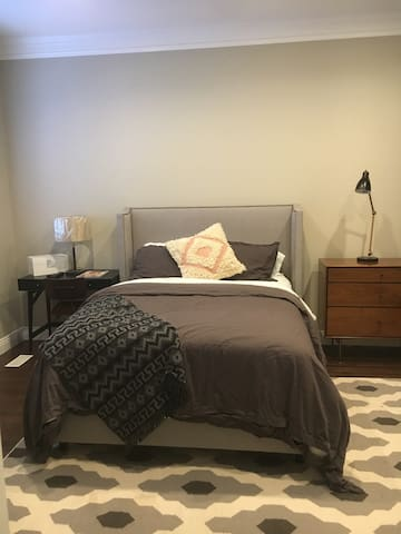 Comfortable private room in avenues - Salt Lake City - Hus