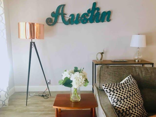 Retro Austin Home