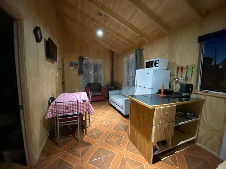 Cabaña RyS Patagonia Aventura .