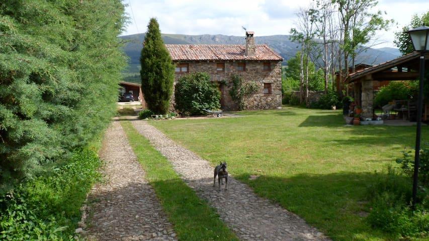 Casa de ensueño en Arcones (Segovia)