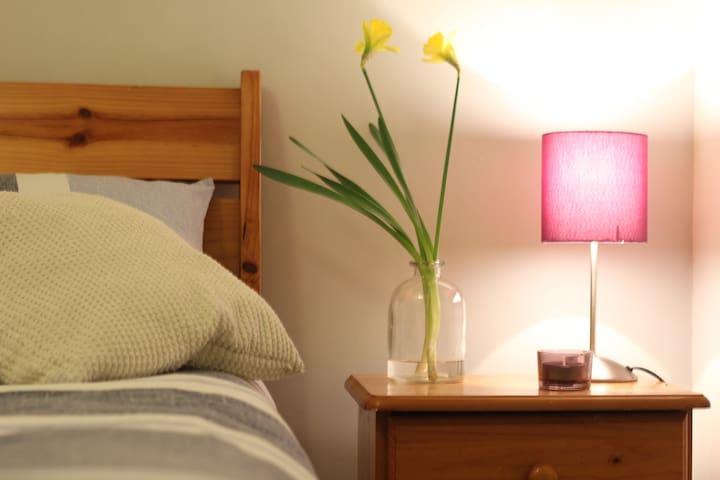 Comfortable & nice double bedroom - Dublin - Casa