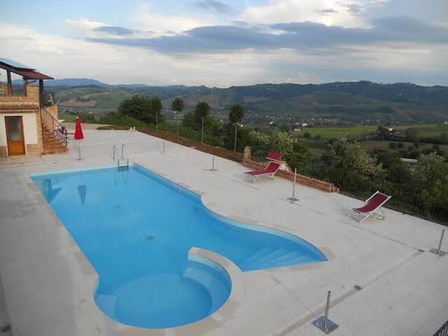 Villa Liliana - Provincia di Fermo - Villa