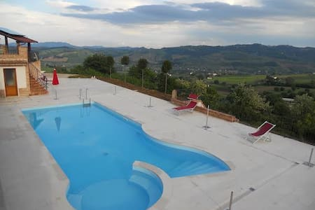 Villa Liliana - Provincia di Fermo - วิลล่า