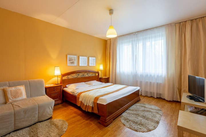 10 Cozy Apartment On Dubrovka