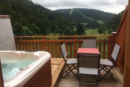 Appartement haut de gamme avec spa et sauna privé