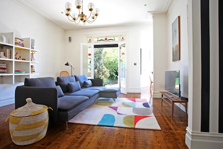 Gorgeous 3 bdrm house in the heart of Yarraville - Yarraville
