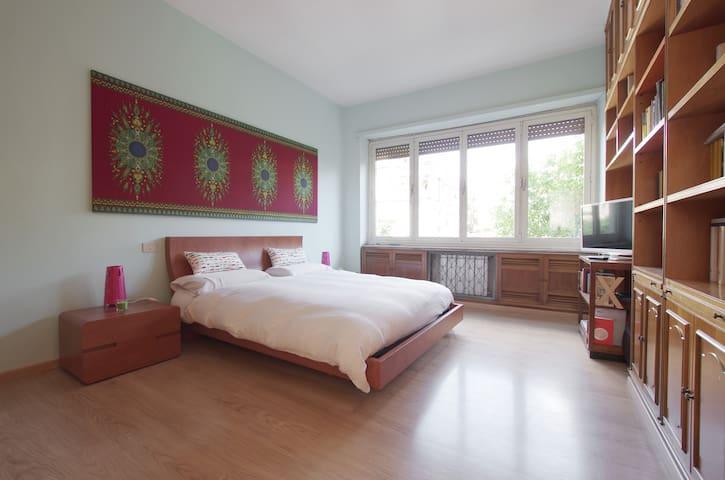 Vacanze Romane in una casa da sogno - Rome - Appartement