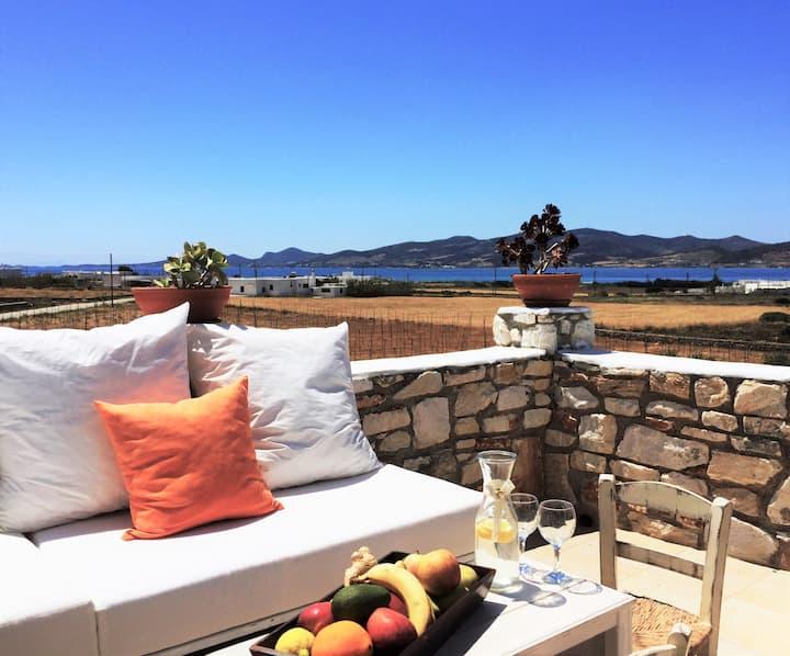 NEWAmazing view house close to Punda surfing beach