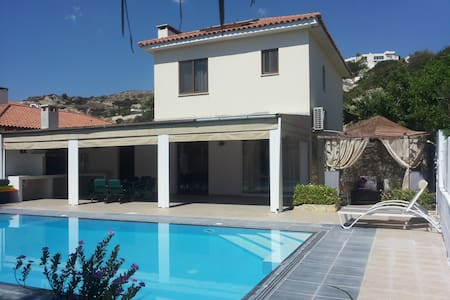 Apollonas Villa + Pool+ Car - Pissouri Beach - Pissouri - Villa