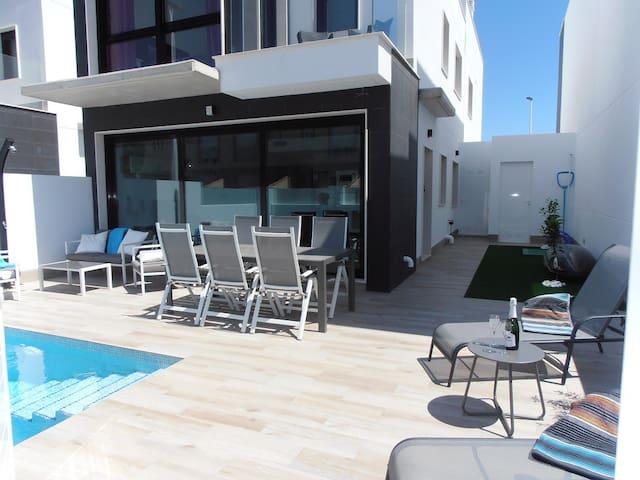 Huis met privé zwembad San Pedro Del Pinatar - San Pedro del Pinatar - Hus