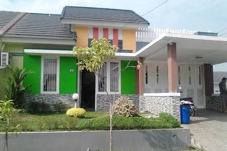 a friendly homestay in Indonesia