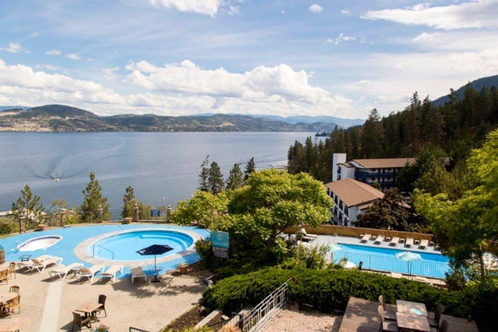 Okanagan Beach Club Lakeview Condo
