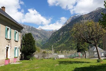 Grande maison familiale Alpe du Grand Serre