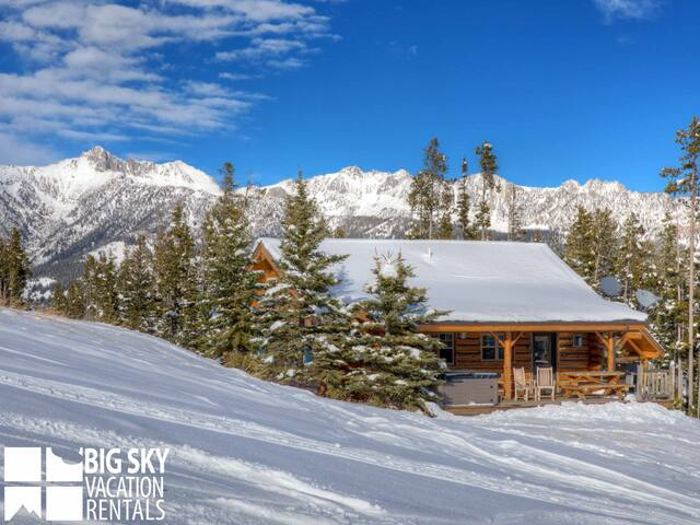 Situated Right On The Slope, Perfect Ski Or Hiking Access For A Vacation! (CH 15 Rustic Ridge)