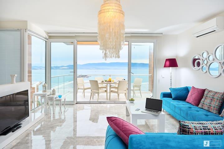 Comfortable luxury villa at Bodrum - Bodrum/Adabükü - Willa