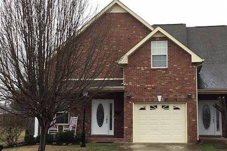 Semi Det Brick Home in Murfreesboro city. By MTSU