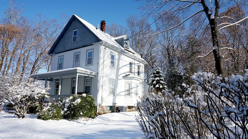 Walk to Portsmouth and Kittery!  Just renovated!