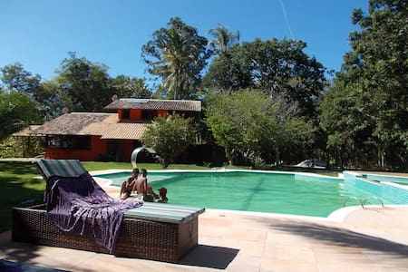 House of Dreams very close to beaches and Quadrado