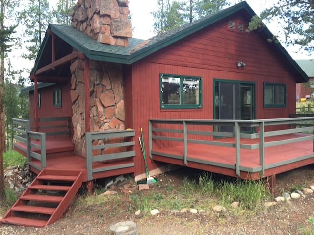 ONE OF A KIND - Winter Park, Colorado cabin