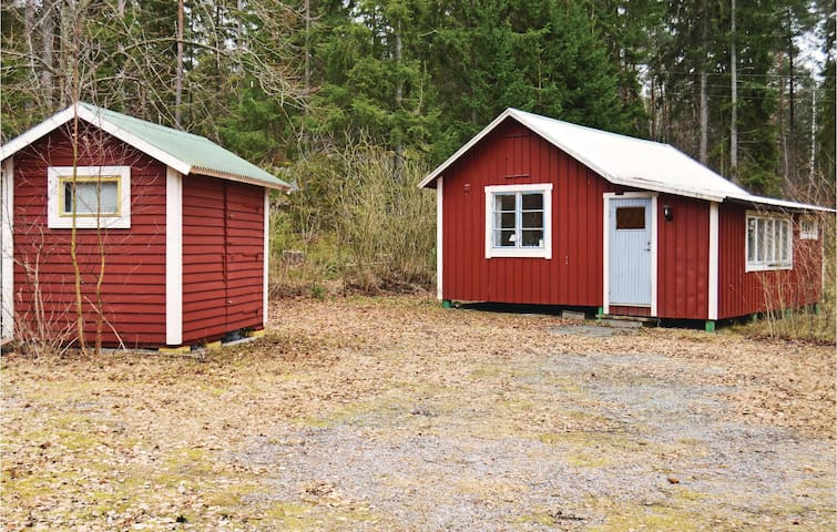 Holiday cottage with 1 bedroom on 38m² in Enköping