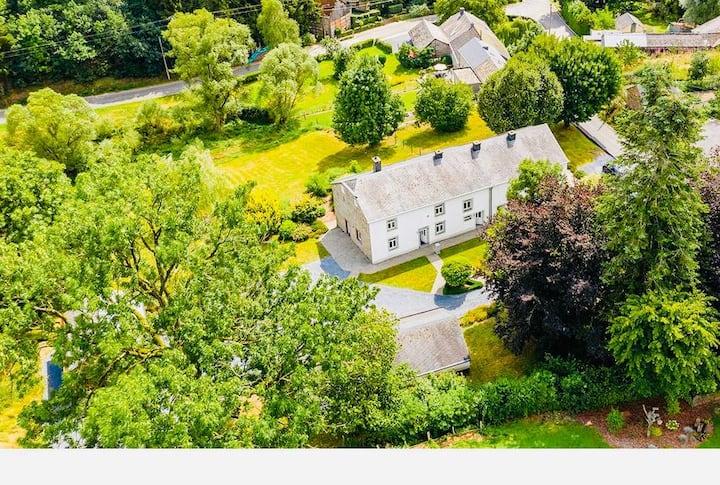 Maison Indi Tenneville-La Maison blanche(2p)