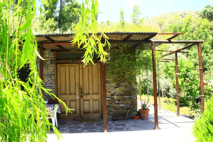 Mountain hut in a paradise valley, Alpujarra - Carataunas - Loft