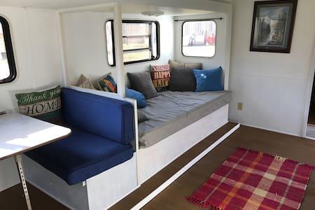 The Happy Camper - Chapel Hill - Chapel Hill - Autocaravana
