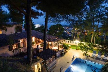Romantic Villa near Monaco - Roquebrune-Cap-Martin - วิลล่า