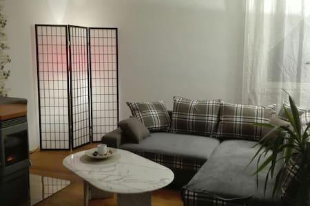 Zentral und doch ruhige Wohngegend - Donaueschingen - Wohnung