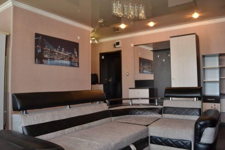 Уютная квартира - Karagandy - Pis