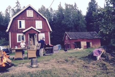 Players Playground, Aktiviteter & natur oplevelser - Osby Ö - Talo
